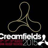 Orjan Nilsen - Live @ Creamfields 2015 ( UK) Full Set
