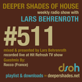Deeper Shades Of House #511 w/ exclusive guest mix by ROCCO