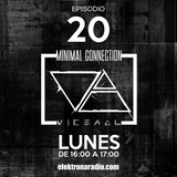 MINIMAL CONNECTION by VICERAL EPISODIO 020 - elektronaradio.com