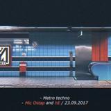 DJ MIC Ostap 23/09/2017 @ METRO - Białystok/PL LIVE MIX