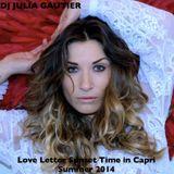 Love Letter Sunset Time in Capri - Summer 2014