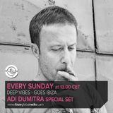 Deep Vibes - Guest Adi Dumitra - 15.12.2013