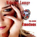 Midnight Lounge Vol.XXXIII #Emotions