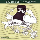 Bottom Forty Interior Revival w/ Hyasynth