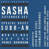 Sasha - Live at Melbourne, Prince Of Wales (03-11-2014)