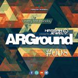 Hassan Jewel Pres #ARGround 008 @ Trance Energy Radio