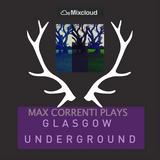 GLASGOW UNDERGROUND REC. leggendaria label scozzese djset tributo in vinile a cura di MaxCorrentii