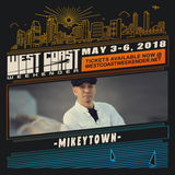 Mikeytown - Exclusive Mix for West Coast Weekender 2018