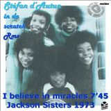 Jackson Sisters - I believe in miracles STF Africa Rmx