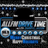 ALLFM Christmas Drivetime. With Darryl Jason