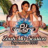 Zouk Mix Session Septembre 2013