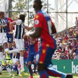 ALBION RADIO: Crystal Palace 0 Albion 1
