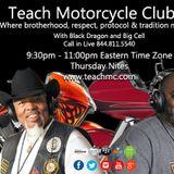 Teach MC Radio show 12-15-16