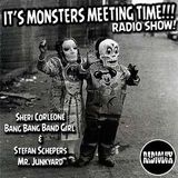 It's Monsters Meeting Time (Episode 71) (BBBG & Stefan Schepers, Mr. Junkyard)