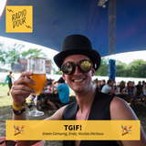 TGIF - Green Camping, Endz, Nicolas Michaux sur Radio Dour - Emission du 30 juin 2017