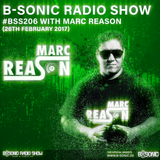 B-SONIC RADIO SHOW #206 by Marc Reason