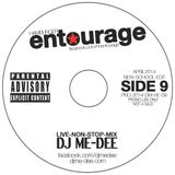 DJ Me-Dee - Entourage Side 9 New-School-Edit (APR 2014)