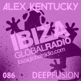 086.DEEPFUSION @ IBIZAGLOBALRADIO (Alex Kentucky) 23/05/17
