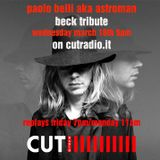 An hour with...BECK [exclusive mixtape tribute for CUTRADIO]