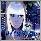 DJ D.V.A. - My Top 90-s!!! (Eurodance Megamix 4)