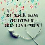 DJ Nick Kim - Oct 2015 Live club mix