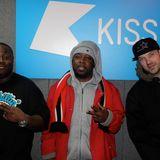 DJ MK -SHORTEE BLITZ - KISSFM - PHIFE DAWG (ATCQ) SPECIAL GUEST