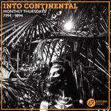 Into Continental 27th June 2019