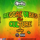 DJJUNKY PRESENTS - REGGAE VIBES CULTURE VOL.4 MIXTAPE 2K17