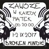 Broken Mindz Radio feat. Silvercut & Smokin'