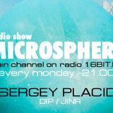 MicroSphere (podcast # 176) - by DJ Sergey Placid - radio 16BIT.FM