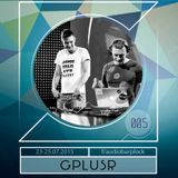 Audiobar 2015 Podcast 005 GplusR