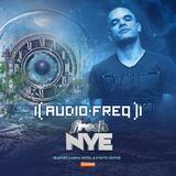 Audiofreq at Fresh NYE 2015