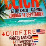 Gabriel Ananda & Stefano Richetta @ Click at the Beach 2014