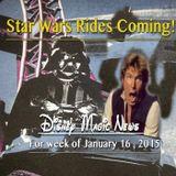 Star Wars Rides Coming to Disney