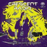 "Brad Smith (aka Sleven) - Crescent Radio 89 ""Down The Rabbit Hole"" (FEB 2019)"