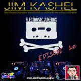 Electronic Jukebox Radioshow by Jim Kashel (Episode 10 - 30-09-2013) www.electropostaway.es
