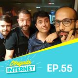 EP. 55: Conversa boa onda : Brantinho + Eduardo Marques + Virais da Semana