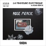 La Trayeuse Electrique w/ Rose Mercie
