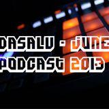Dasalv - Podcast June 2013