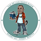 45 Live Radio Show pt. 28 with guest DJ ANDY SMITH - Live @ South London Soul Train