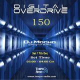 Dj Mocho- Digital Overdrive 150