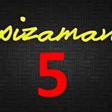 pizaman 2013 Soulful,funky&vocal house mix 5