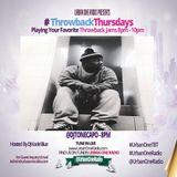 DJ TONE CAPO SET FOR #TBT ON URBANONERADIO (3/3/16)