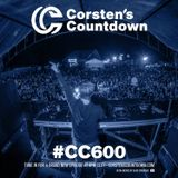 Corsten's Countdown 600 - Yearmix Of 2018