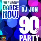 Throwback - The Best 90's Party Mix!