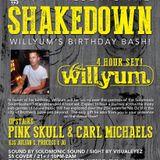 Willyum's B-Day Bash 4 Hour Set PT.2 - 5/10/14