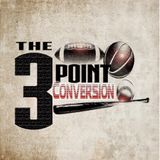 The 3 Point Conversion Sports Lounge- NFL Huddle, Fantasy (RBs), MLB Talk