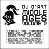 DJ Q^ART - Middle Ages ('97 Style) Vol 2