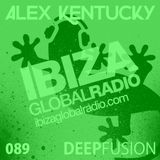 089.DEEPFUSION @ IBIZAGLOBALRADIO (Alex Kentucky) 13/06/17