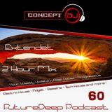 Concept - FutureDeep Vol. 060 Extendet 2 Hour Mix (30.04.2016)